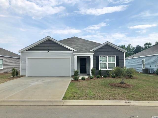 535 Sugar Pine Dr., Conway, SC 29526 (MLS #2123561) :: Scalise Realty