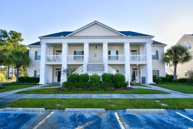 4936 Crab Pond Ct. #201, Myrtle Beach, SC 29579 (MLS #2123570) :: James W. Smith Real Estate Co.