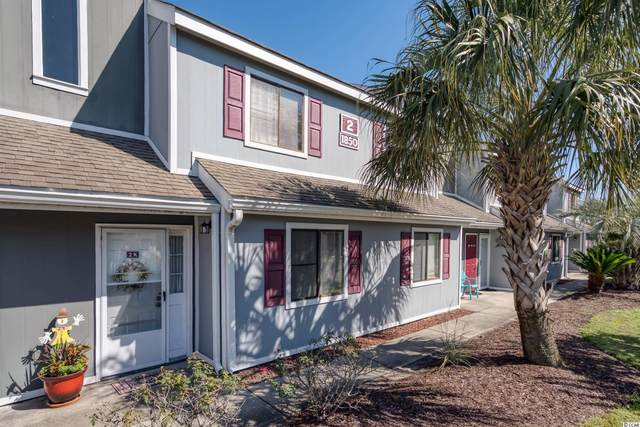 1850 Colony Dr. K, Surfside Beach, SC 29575 (MLS #2123578) :: James W. Smith Real Estate Co.