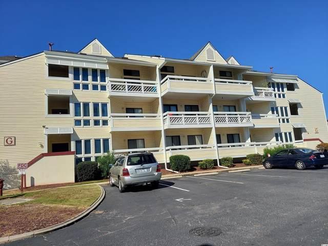 1100 Possum Trot Rd. G217, North Myrtle Beach, SC 29582 (MLS #2123581) :: The Greg Sisson Team