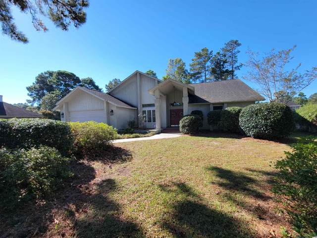 8256 Timber Ridge Rd., Conway, SC 29526 (MLS #2123585) :: Homeland Realty Group