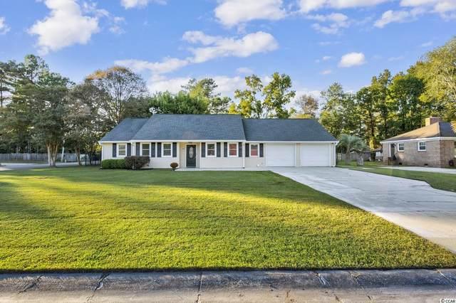 38 Plantation Rd., Myrtle Beach, SC 29588 (MLS #2123612) :: BRG Real Estate