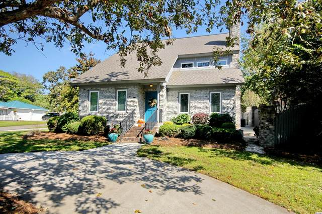 312 Sunset Trail, Myrtle Beach, SC 29577 (MLS #2123620) :: Jerry Pinkas Real Estate Experts, Inc