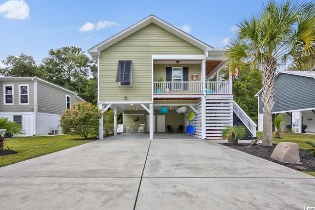 144 Crane Dr., Pawleys Island, SC 29585 (MLS #2123623) :: James W. Smith Real Estate Co.