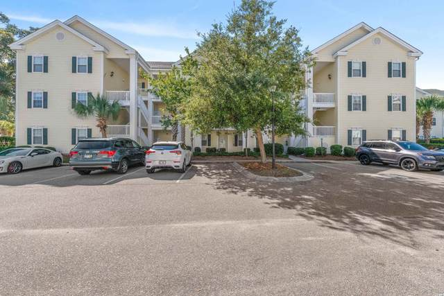 601 Hillside Dr. N #1921, North Myrtle Beach, SC 29582 (MLS #2123641) :: Chris Manning Communities