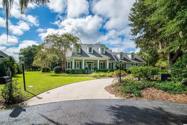 24 Elderberry Ln., Pawleys Island, SC 29585 (MLS #2123663) :: James W. Smith Real Estate Co.