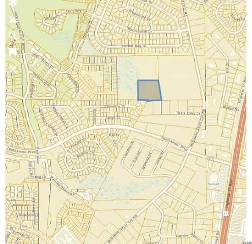 TBD Mcdowell Short Cut Rd., Murrells Inlet, SC 29576 (MLS #2123667) :: The Litchfield Company