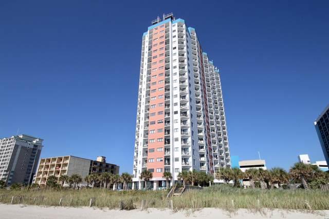 1605 S Ocean Blvd. #611, Myrtle Beach, SC 29577 (MLS #2123668) :: Jerry Pinkas Real Estate Experts, Inc