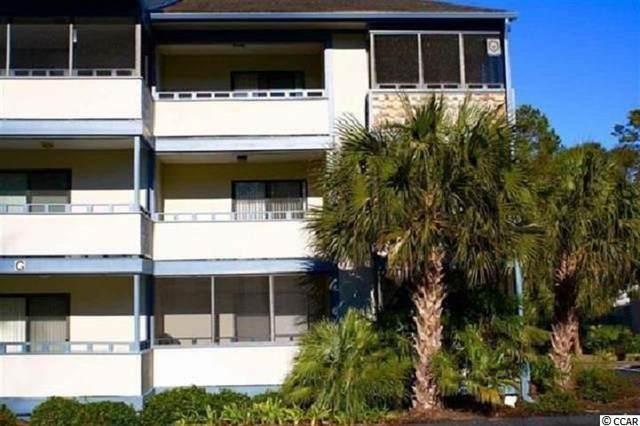 250 Maison Dr. G4, Myrtle Beach, SC 29572 (MLS #2123669) :: James W. Smith Real Estate Co.