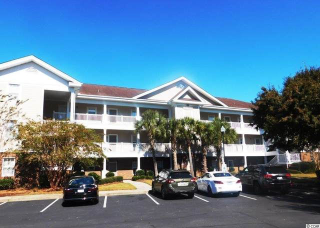 5825 Catalina Dr. #332, North Myrtle Beach, SC 29582 (MLS #2123670) :: The Litchfield Company