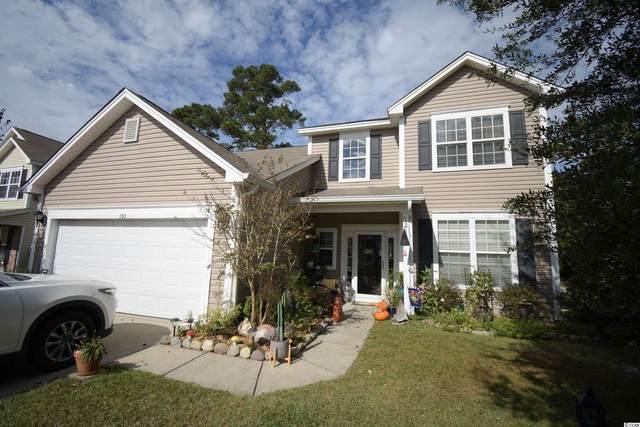 100 Zinnia Dr., Myrtle Beach, SC 29579 (MLS #2123686) :: BRG Real Estate