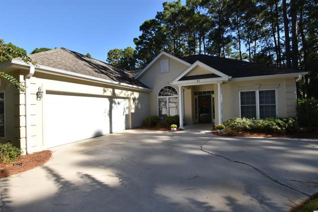 21 Winged Foot Ct., Pawleys Island, SC 29585 (MLS #2123692) :: James W. Smith Real Estate Co.