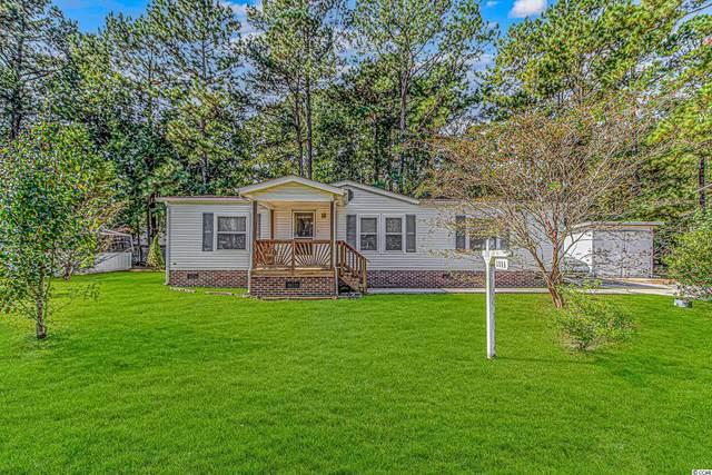 3808 Woodridge Circle, Little River, SC 29566 (MLS #2123696) :: Ryan Korros Team