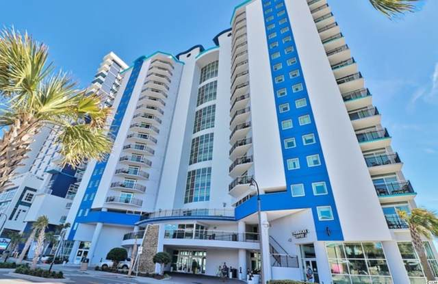 504 N Ocean Blvd. #1111, Myrtle Beach, SC 29577 (MLS #2123698) :: James W. Smith Real Estate Co.