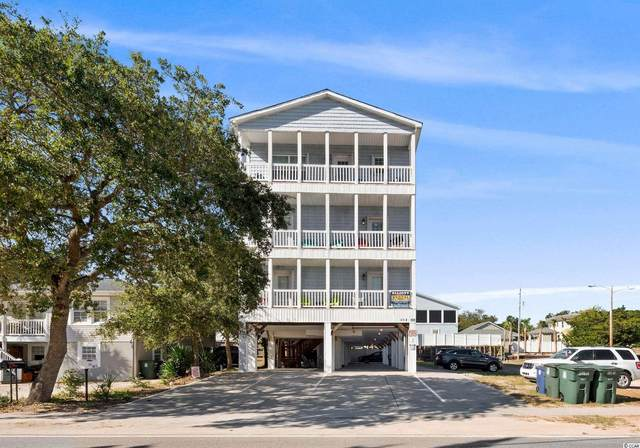 304 South Hillside Dr. B, North Myrtle Beach, SC 29582 (MLS #2123712) :: James W. Smith Real Estate Co.