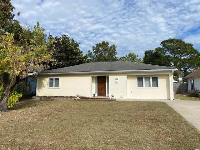 700 26th Ave. S, North Myrtle Beach, SC 29582 (MLS #2123714) :: James W. Smith Real Estate Co.