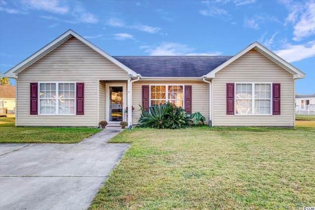 1080 Weslin Creek Dr., Myrtle Beach, SC 29579 (MLS #2123717) :: Duncan Group Properties