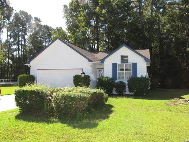 3603 Eagle Trace Dr., Myrtle Beach, SC 29579 (MLS #2123720) :: James W. Smith Real Estate Co.