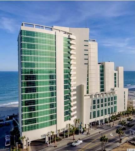 207 S Ocean Blvd. #811, Myrtle Beach, SC 29577 (MLS #2123739) :: The Hoffman Group