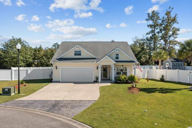 221 Maple Oak Dr., Conway, SC 29526 (MLS #2123742) :: Scalise Realty
