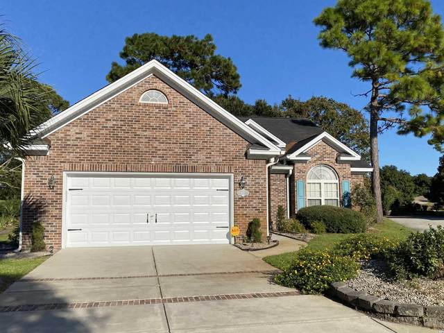107 Coleman Ct., Pawleys Island, SC 29585 (MLS #2123743) :: James W. Smith Real Estate Co.