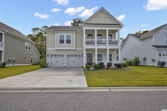 134 Southgate Ct., Pawleys Island, SC 29585 (MLS #2123746) :: James W. Smith Real Estate Co.