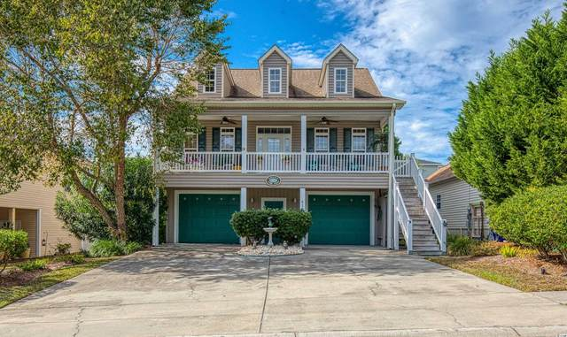 413 5th Ave. S, North Myrtle Beach, SC 29582 (MLS #2123758) :: Dunes Realty Sales