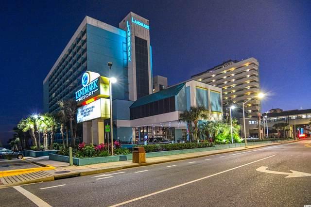 1501 S Ocean Blvd. #1041, Myrtle Beach, SC 29577 (MLS #2123791) :: Grand Strand Homes & Land Realty