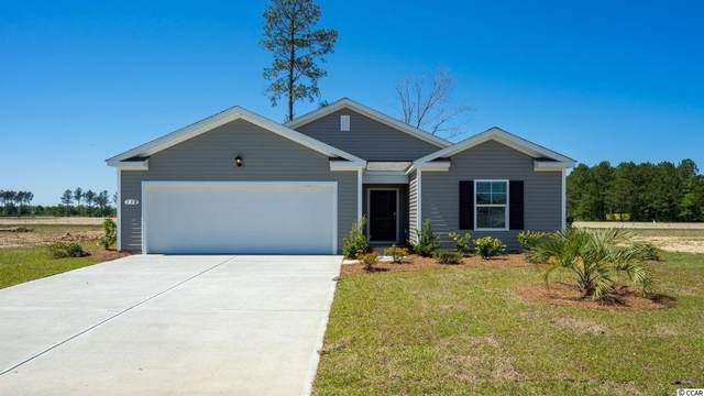 551 Sugar Pine Dr., Conway, SC 29526 (MLS #2123809) :: Scalise Realty
