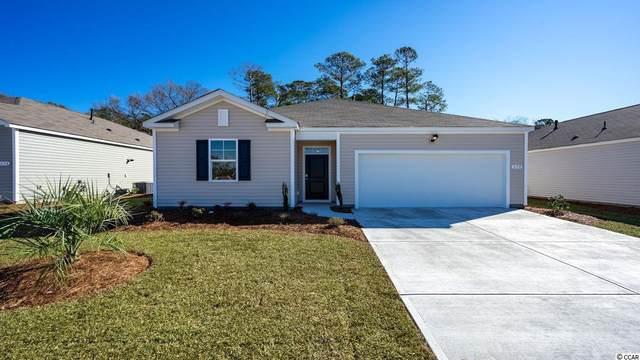 555 Sugar Pine Dr., Conway, SC 29526 (MLS #2123811) :: James W. Smith Real Estate Co.