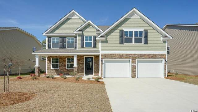 254 Calhoun Falls Dr., Myrtle Beach, SC 29579 (MLS #2123812) :: James W. Smith Real Estate Co.