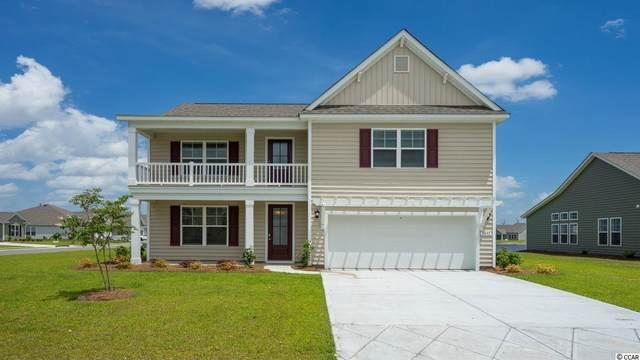 258 Calhoun Falls Dr., Myrtle Beach, SC 29579 (MLS #2123813) :: James W. Smith Real Estate Co.