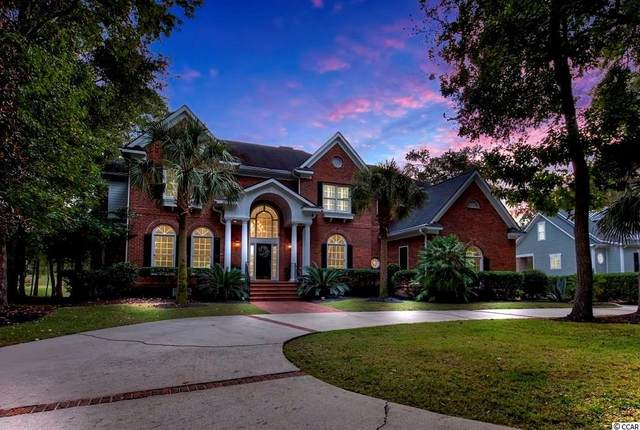 2071 Turnberry Ln., Murrells Inlet, SC 29576 (MLS #2123814) :: Grand Strand Homes & Land Realty