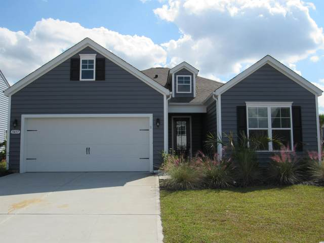 5437 Sunset Lake Ln., Myrtle Beach, SC 29579 (MLS #2123819) :: James W. Smith Real Estate Co.