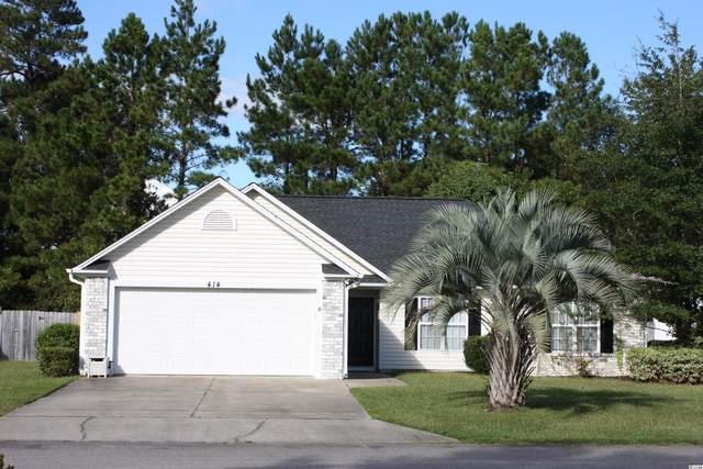 414 Saint Charles Circle, Myrtle Beach, SC 29588 (MLS #2123821) :: James W. Smith Real Estate Co.