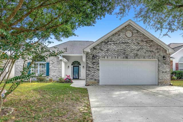 158 Jessica Lakes Dr., Conway, SC 29526 (MLS #2123838) :: Garden City Realty, Inc.