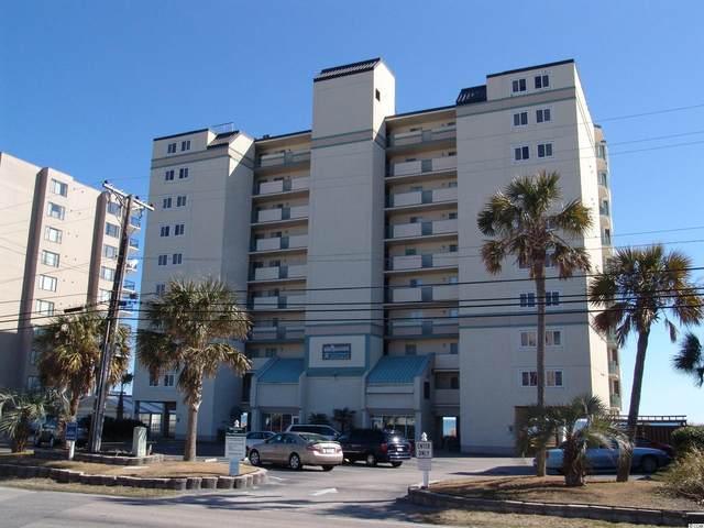 2507 S Ocean Blvd., North Myrtle Beach, SC 29582 (MLS #2123850) :: Ryan Korros Team