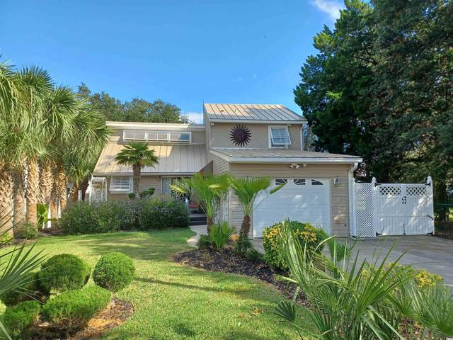 702 Creek Front Rd., North Myrtle Beach, SC 29582 (MLS #2123861) :: The Hoffman Group