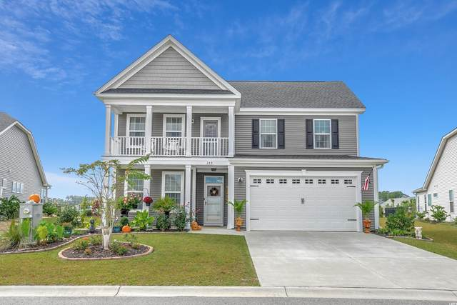 240 Switchgrass Loop, Little River, SC 29566 (MLS #2123873) :: Grand Strand Homes & Land Realty