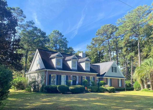 293 Country Club Dr., Pawleys Island, SC 29585 (MLS #2123876) :: Grand Strand Homes & Land Realty