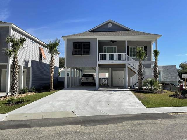 230 9th Ave. S, North Myrtle Beach, SC 29582 (MLS #2123877) :: Grand Strand Homes & Land Realty