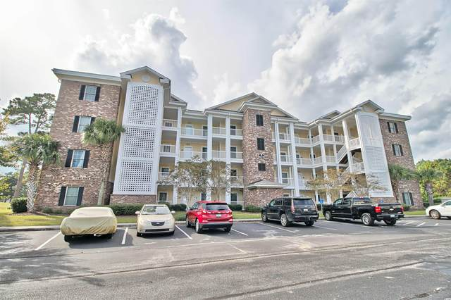 4870 Luster Leaf Circle #203, Myrtle Beach, SC 29577 (MLS #2123880) :: Grand Strand Homes & Land Realty