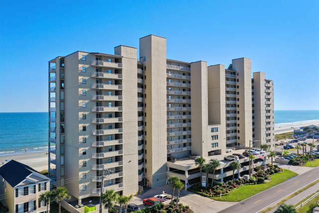 1990 N Waccamaw Dr. #606, Murrells Inlet, SC 29576 (MLS #2123881) :: Grand Strand Homes & Land Realty