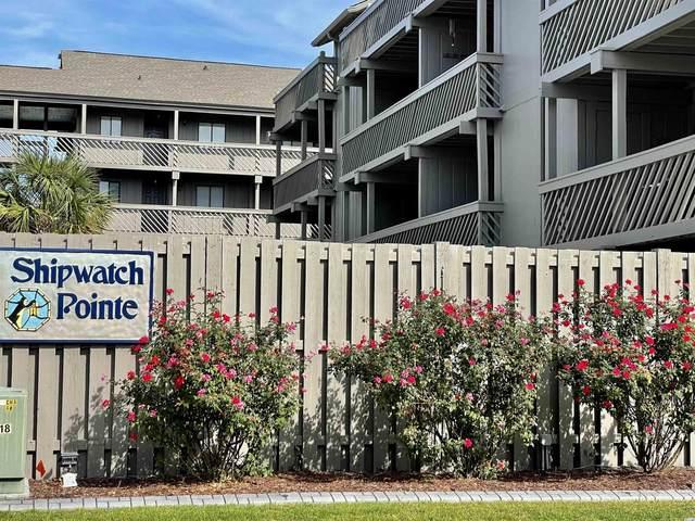 9621 Shore Dr. G-219, Myrtle Beach, SC 29572 (MLS #2123906) :: Dunes Realty Sales