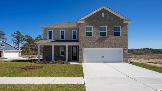 262 Calhoun Falls Dr., Myrtle Beach, SC 29579 (MLS #2123916) :: Duncan Group Properties
