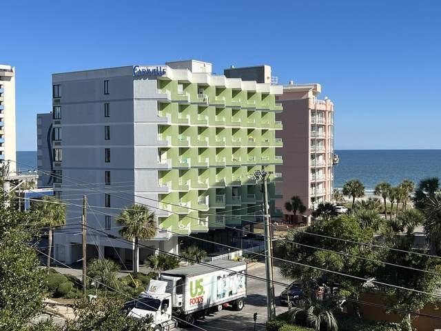7000 N Ocean Blvd. N #333, Myrtle Beach, SC 29572 (MLS #2123966) :: Sloan Realty Group