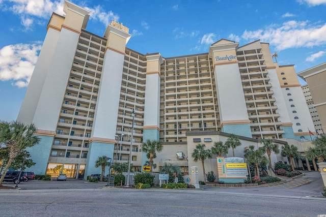 4800 S Ocean Blvd. #1011, North Myrtle Beach, SC 29582 (MLS #2123997) :: Duncan Group Properties