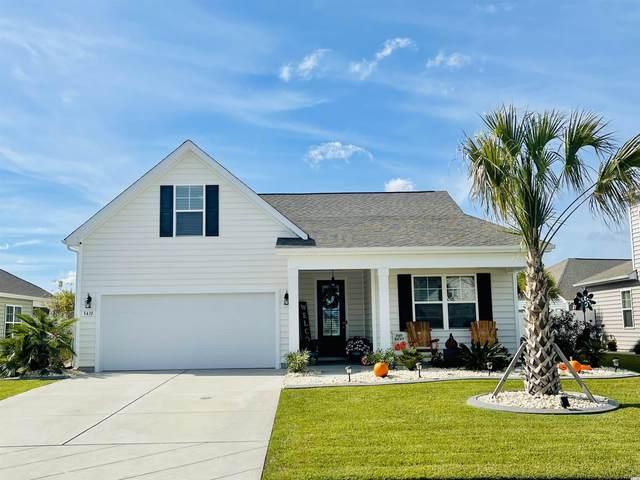 5410 Longhorn Dr., Myrtle Beach, SC 29588 (MLS #2124039) :: Jerry Pinkas Real Estate Experts, Inc