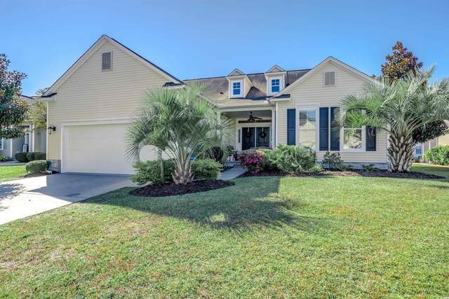 22 Pinfeather Dr., Murrells Inlet, SC 29576 (MLS #2124091) :: Dunes Realty Sales