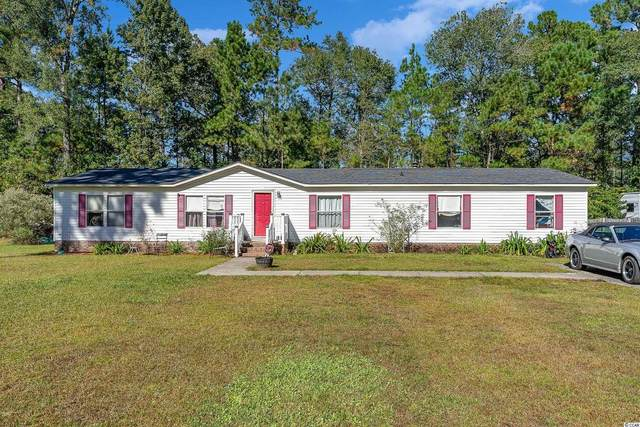 1205 Southern Living Ln., Conway, SC 29527 (MLS #2124152) :: Surfside Realty Company